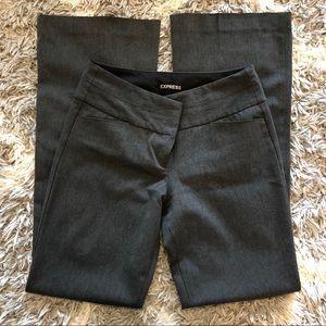 Express Women's Gray Dress Pants Size 0R